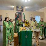Престольный праздник в Мелитополе